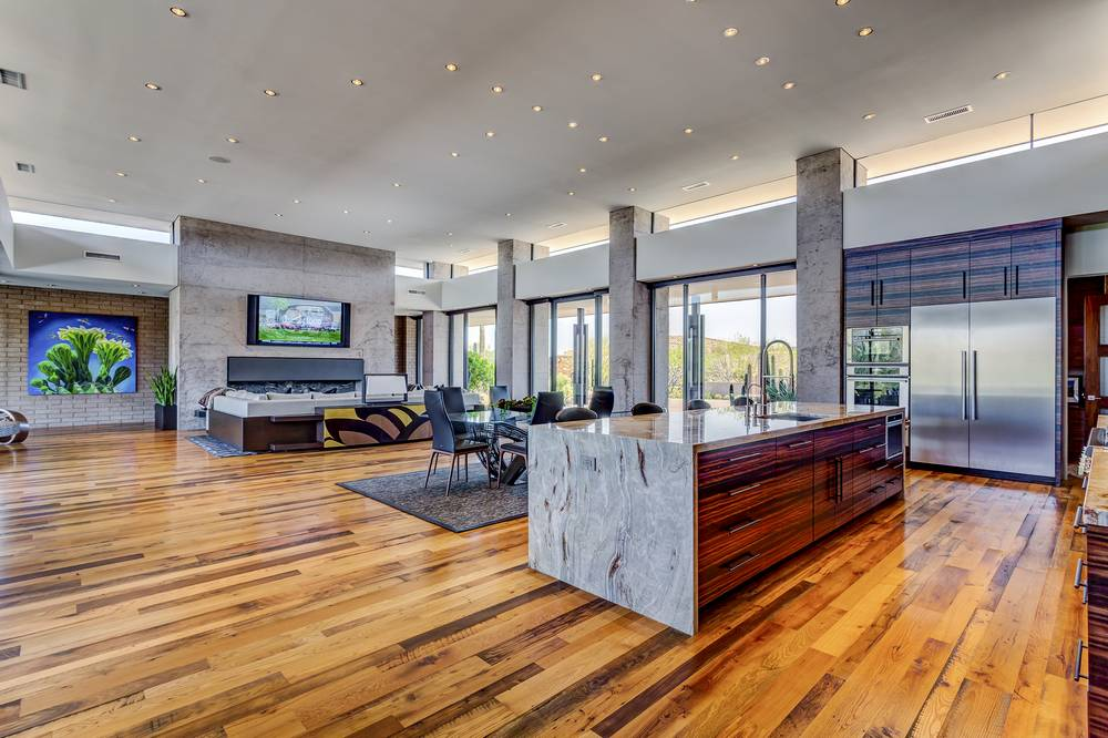 Peak ventures custom home - estancia lot 166