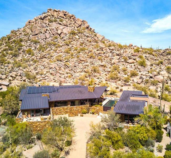Peak Ventures custom homes - estancia lot 171