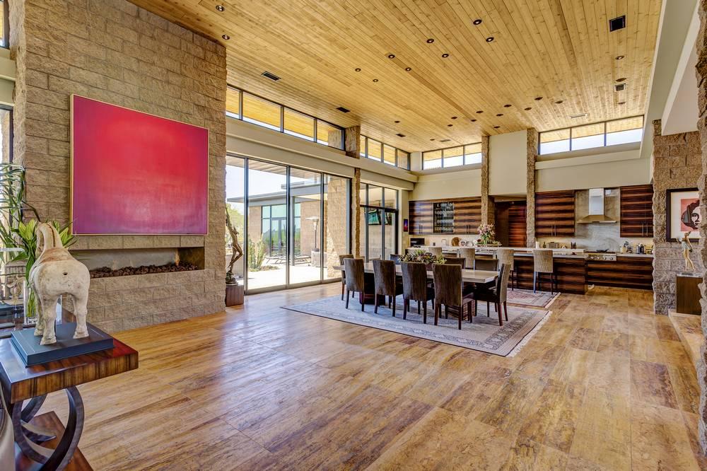 Peak ventures custom home - estancia lot 214