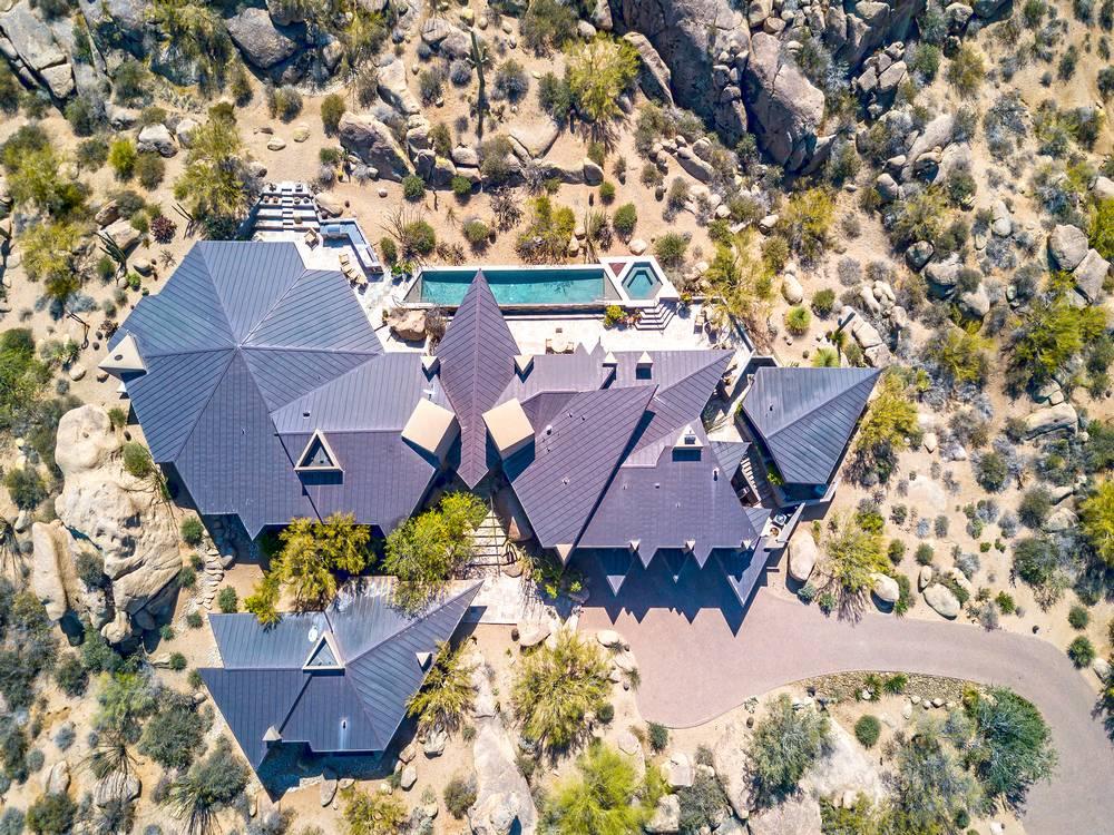 Peak ventures custom home - estancia lot 4