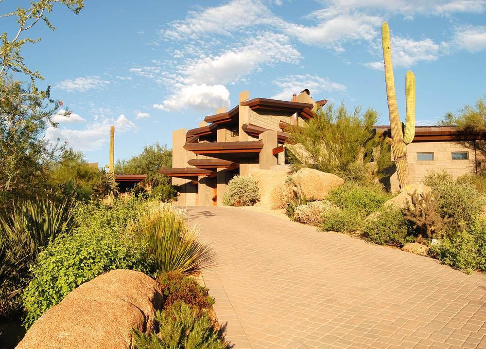Peak Ventures custom homes - estancia lot 4