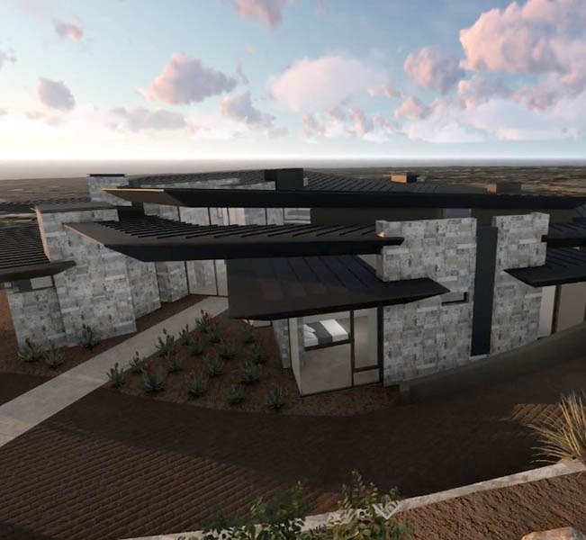 Peak Ventures custom homes - estancia lot 215 portfolio